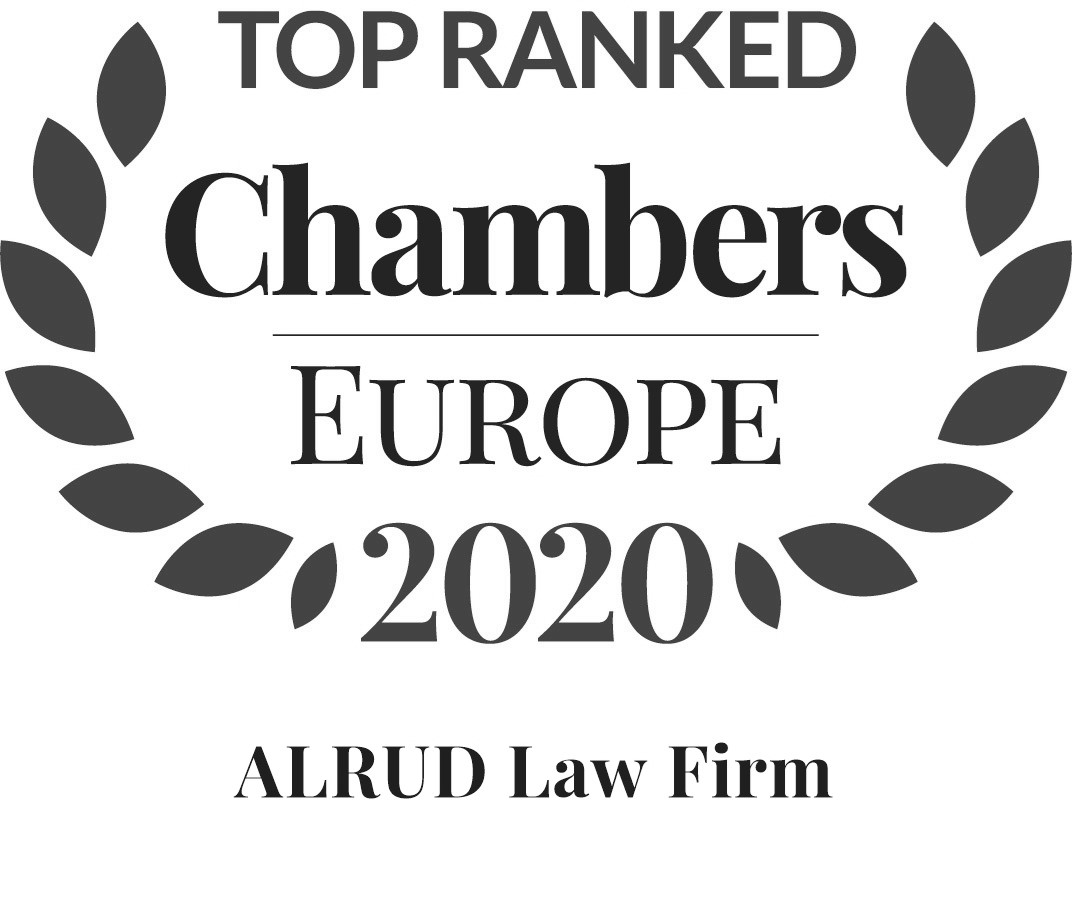 ALRUD ranked by Chambers Europe 2020