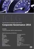 ALRUD experts' review in The International Comparative Legal Guide