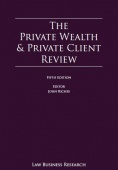 "ALRUD Specialists prepared an article about Russia for ""The Private Wealth & Private Client Review"""