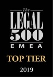 ALRUD took leading position in the Legal 500 EMEA 2019 Rating