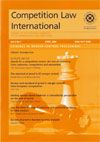 """ALRUD on acute issues of antitrust law in the magazine """"Competition Law International"""""""